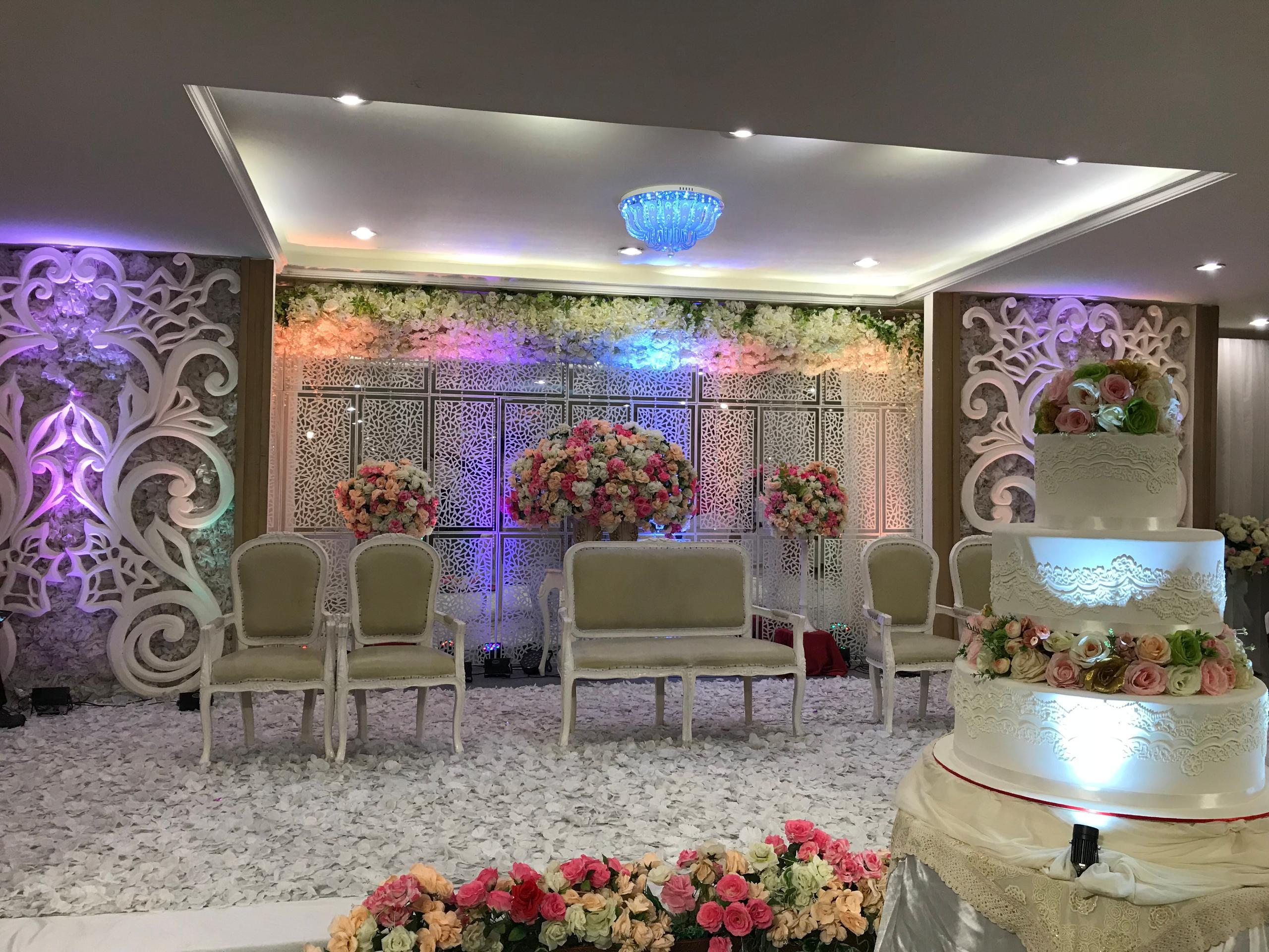 Wedding Haka Restaurant