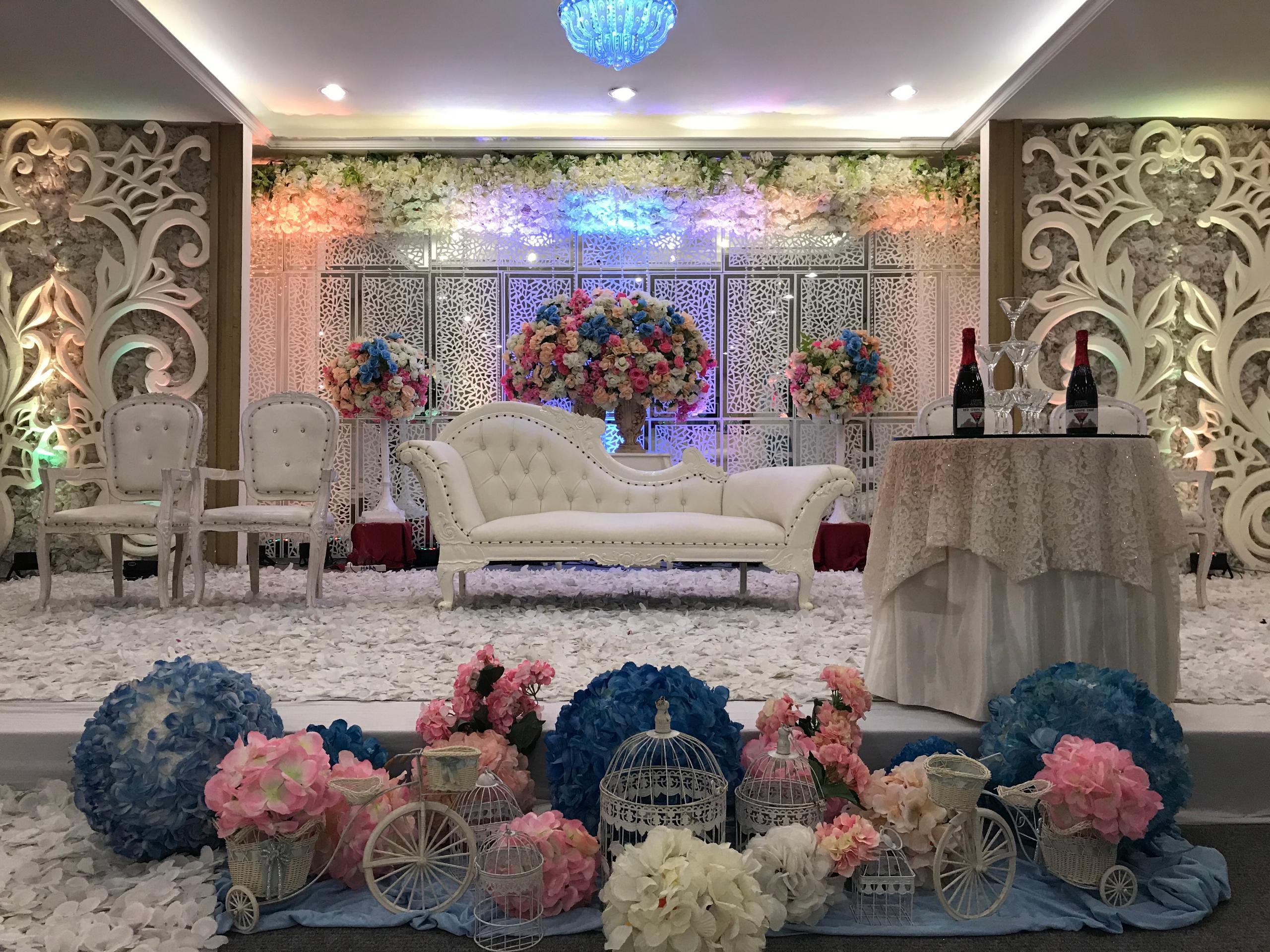 Paket Pernikahan Haka Restaurant Paket Wedding 0816 840 766